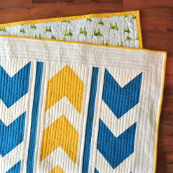 Bow-and-Arrows-Baby-Quilt