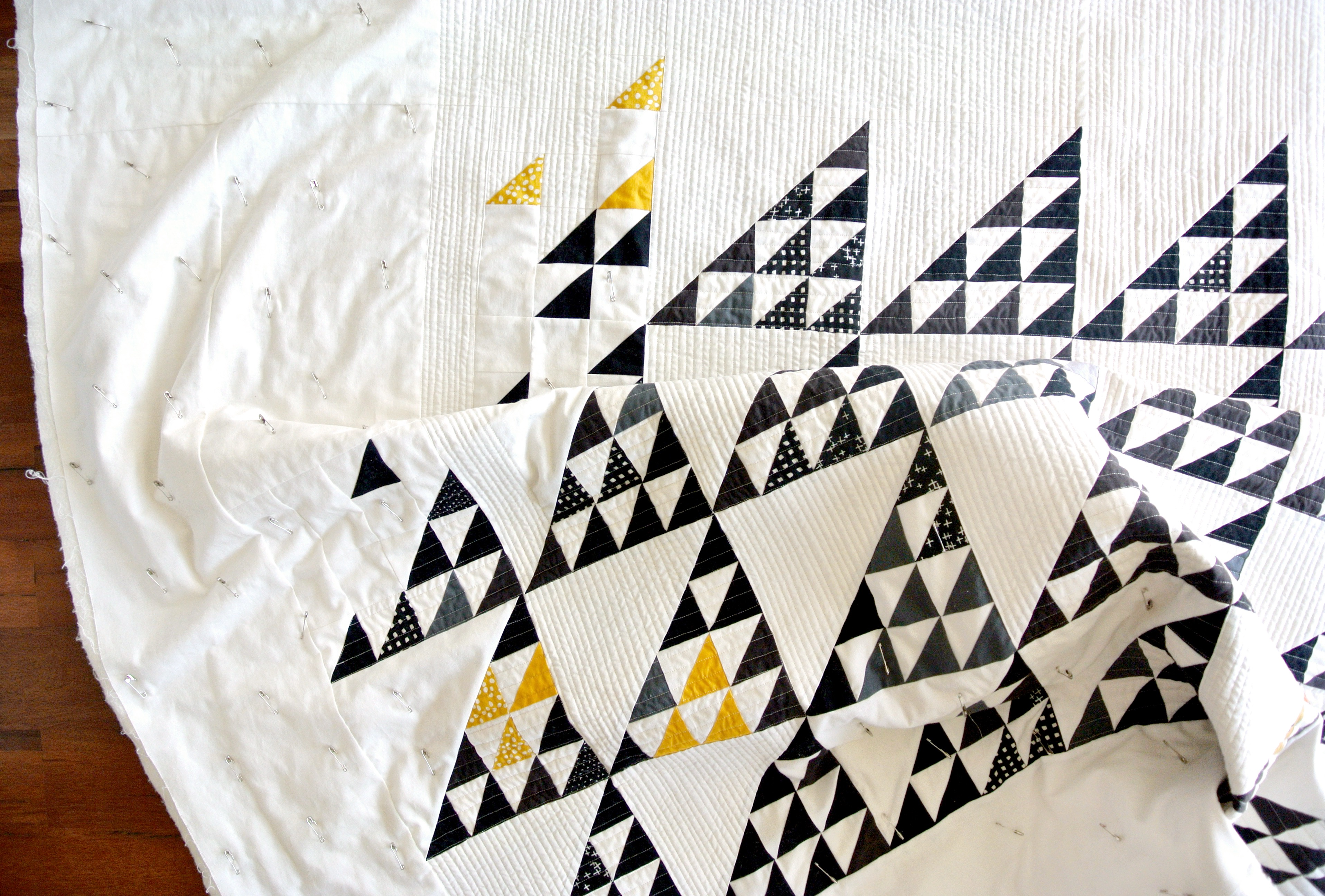 Fly Away quilt