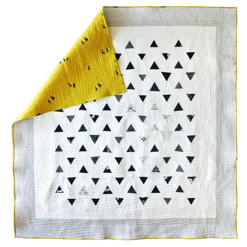 Minimal Triangles Quilt