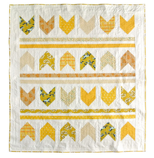 Bow and Arrows Quilt Pattern Download