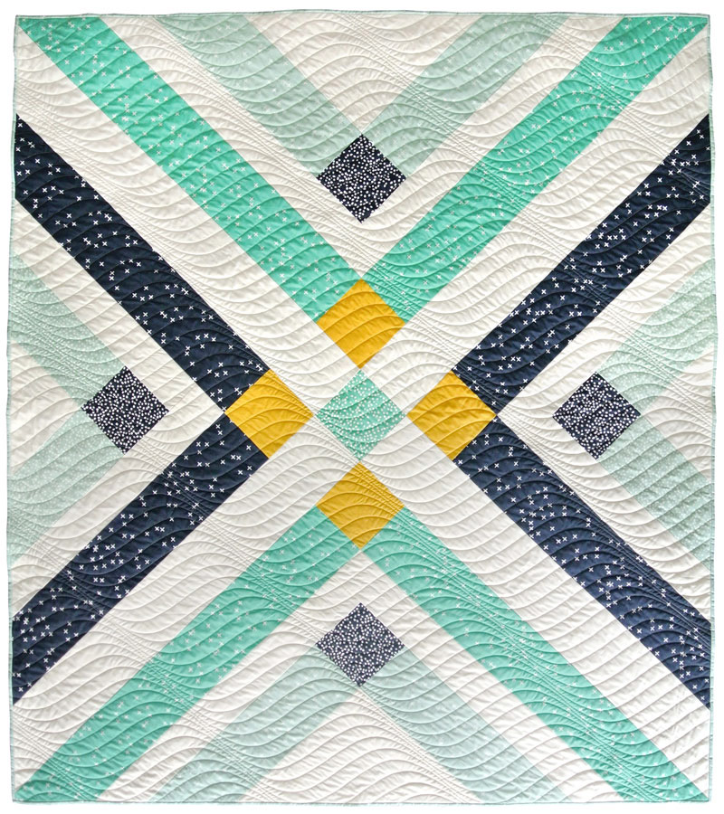 Free-Retro-Plaid-Quilt-Pattern