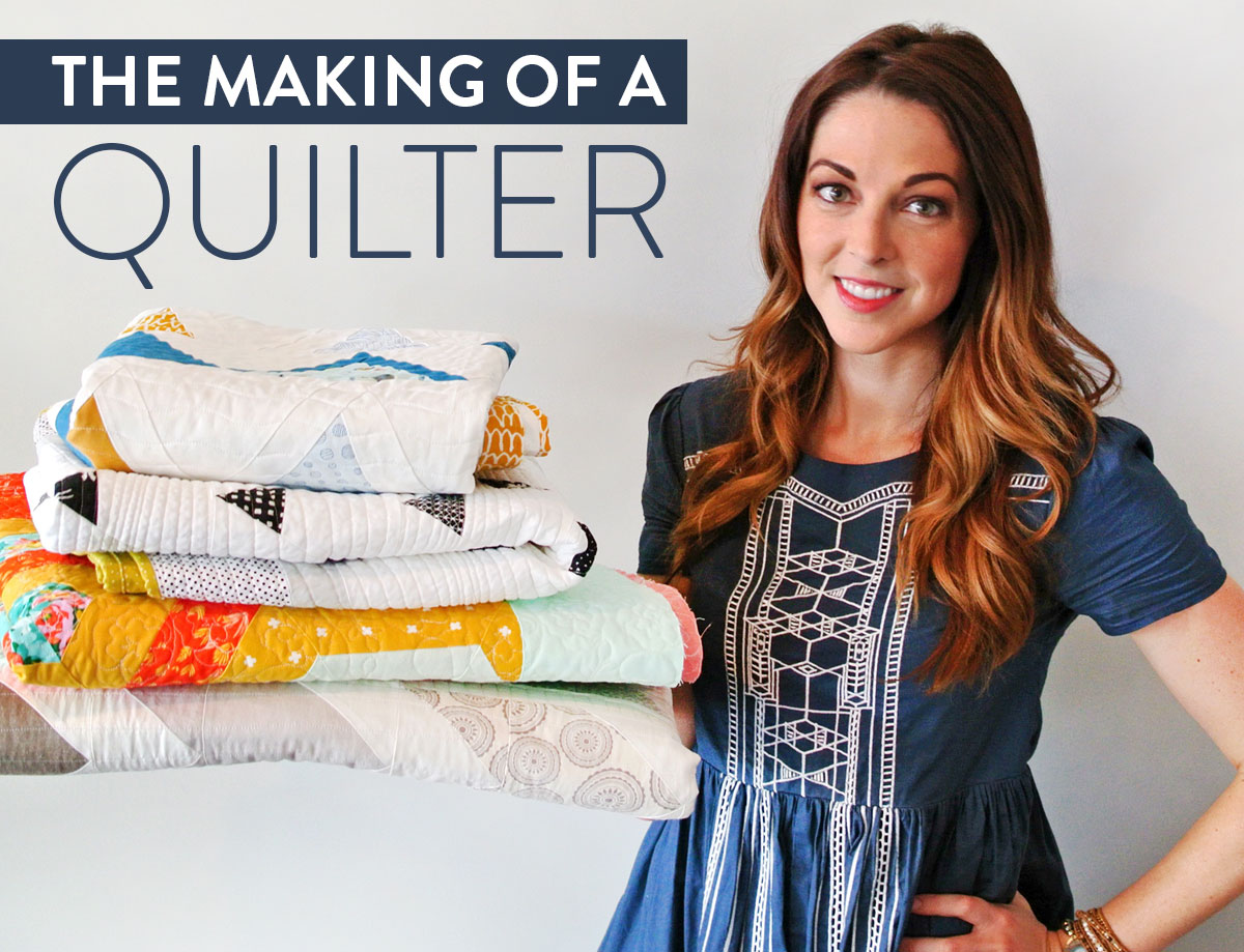 Making-a-Quilter
