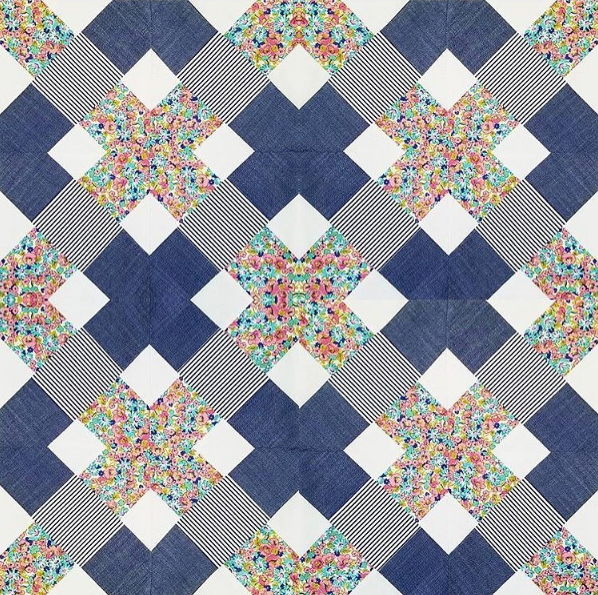 Kris Kross Quilt Pattern Download Suzy Quilts Awesome Quilt Patterns