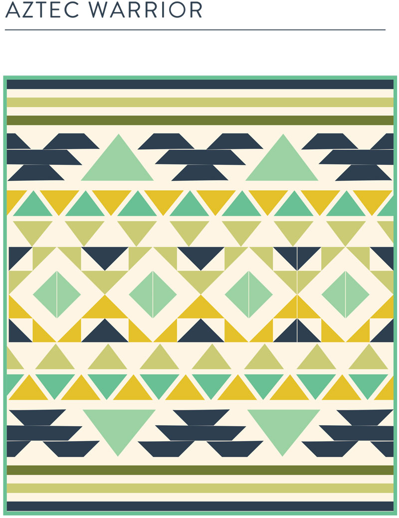 cover product quilt aztec