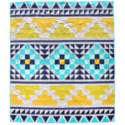 Mayan-Mosaic-Quilt Pattern Download