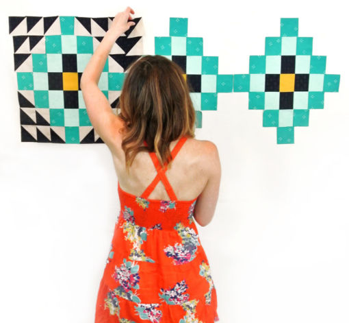 Tribal Quilt