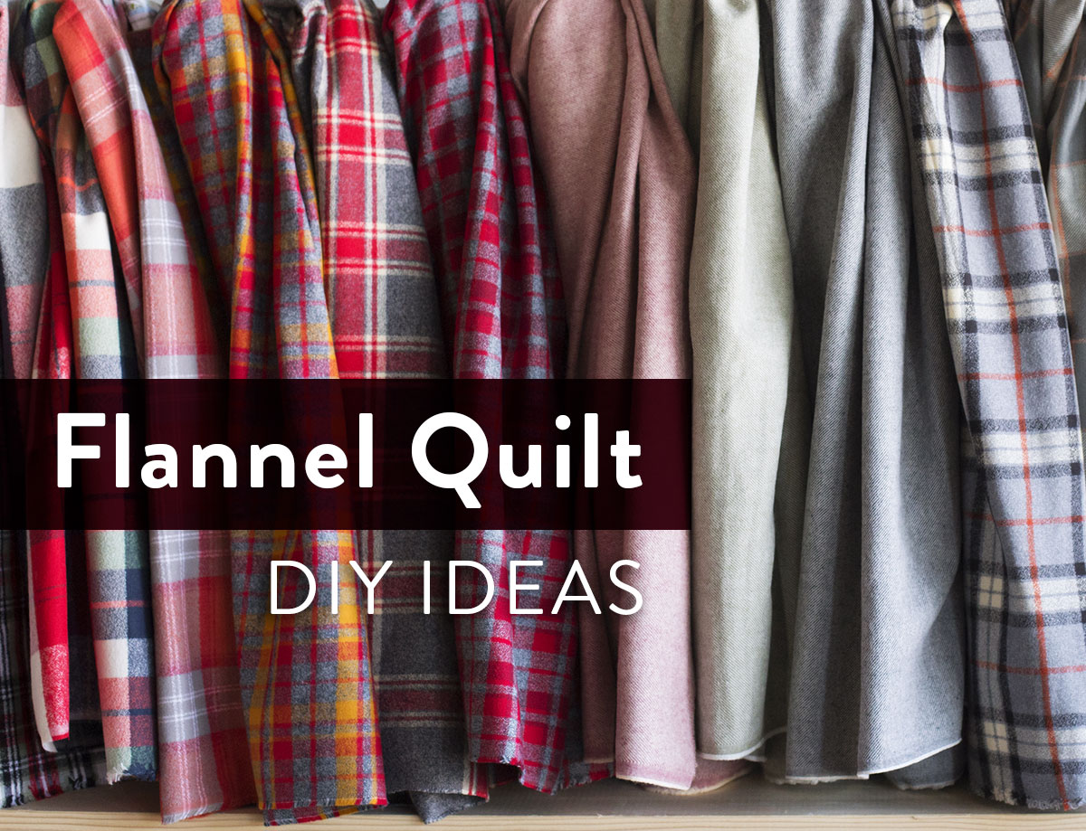 4 Free Flannel Quilt Diy Ideas Suzy Quilts
