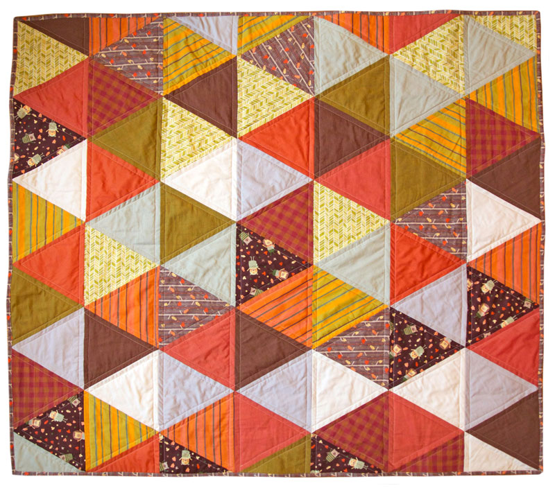 triangle-flannel-quilt