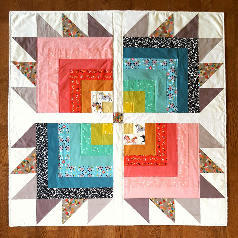The Bear Paw Quilt Pattern Lets Get Super Scrappy Suzy Quilts