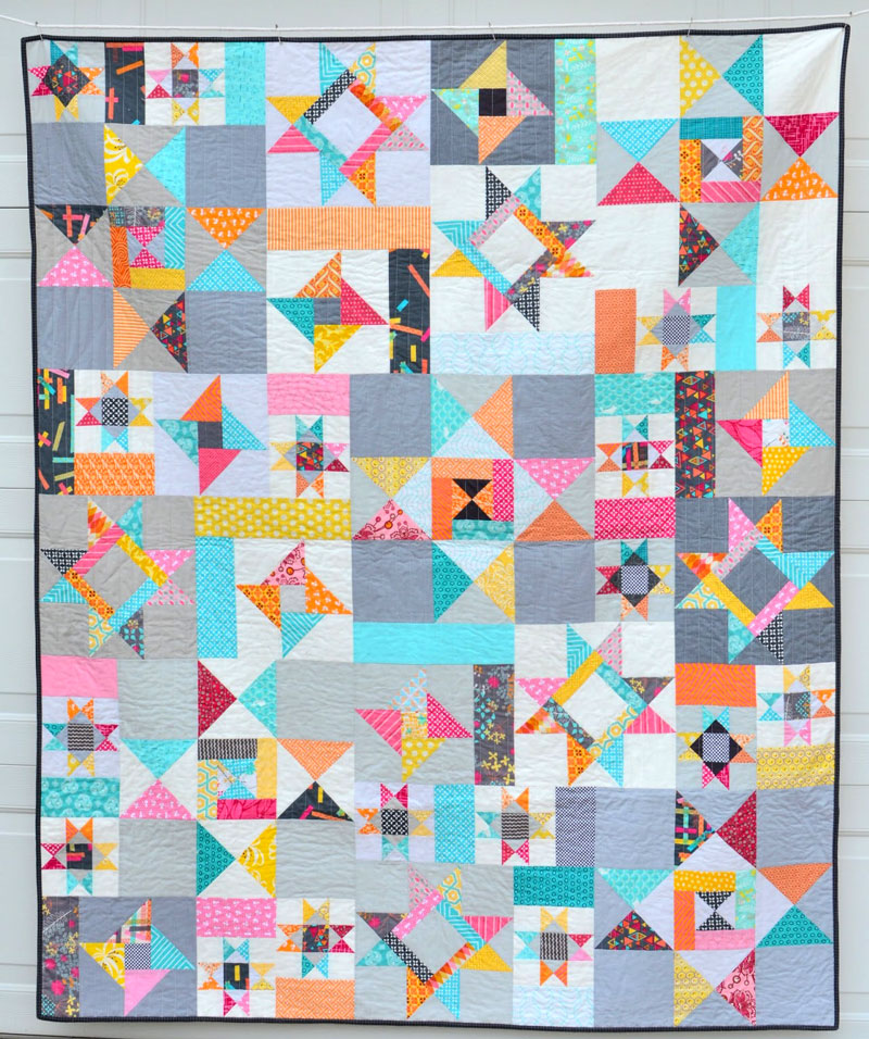 Everything You Need to Know About the Ohio Star Quilt