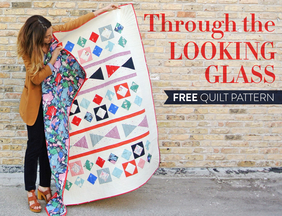 through-the-looking-glass-free-quilt-pattern