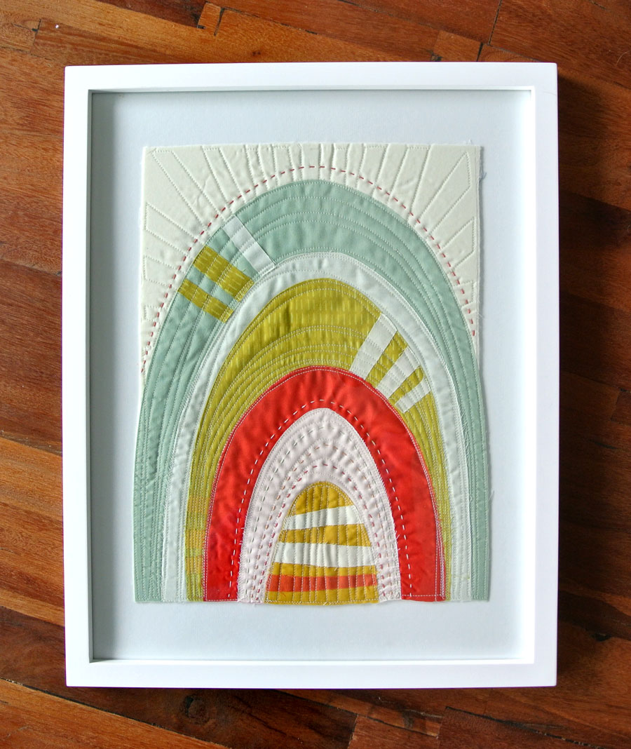 Framed-mini-quilt