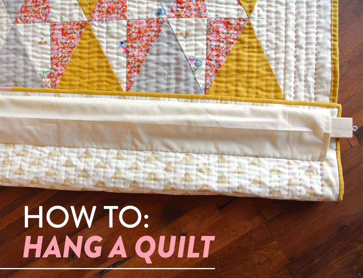 How-To-Hang-a-Quilt-Tutorial