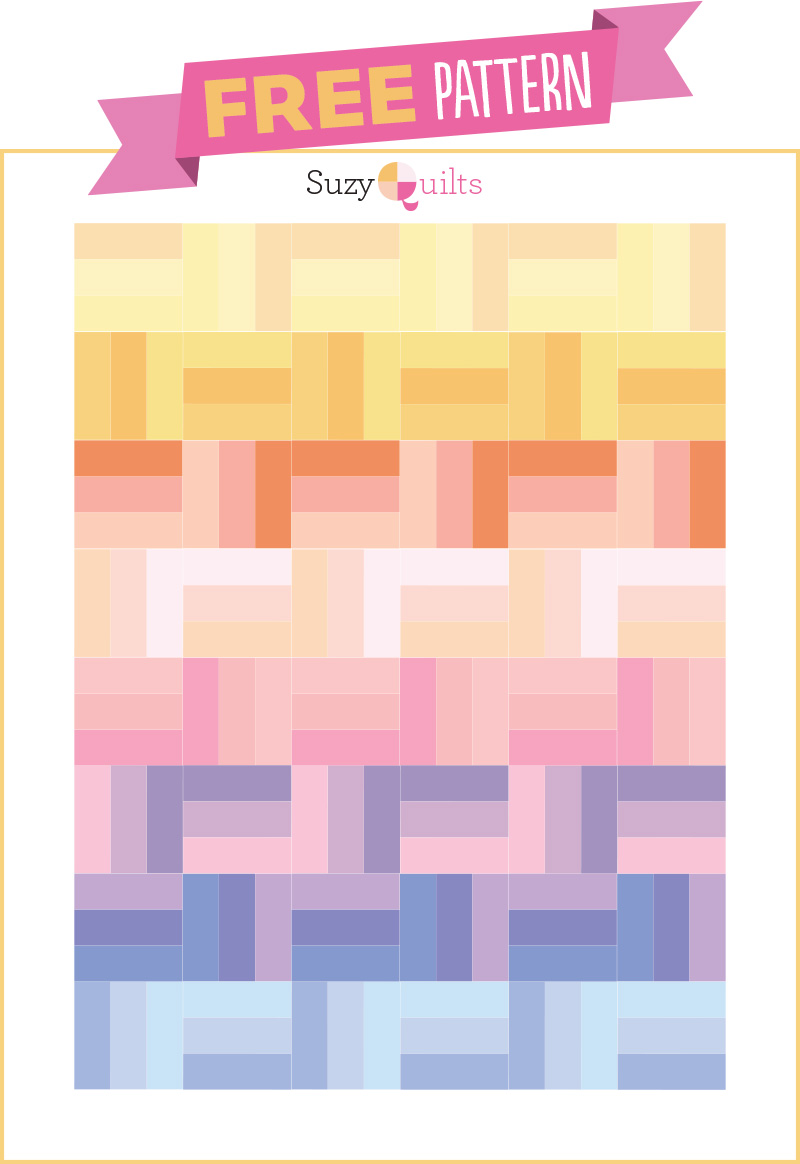 FREE-Rail-Fence-Quilt-Pattern