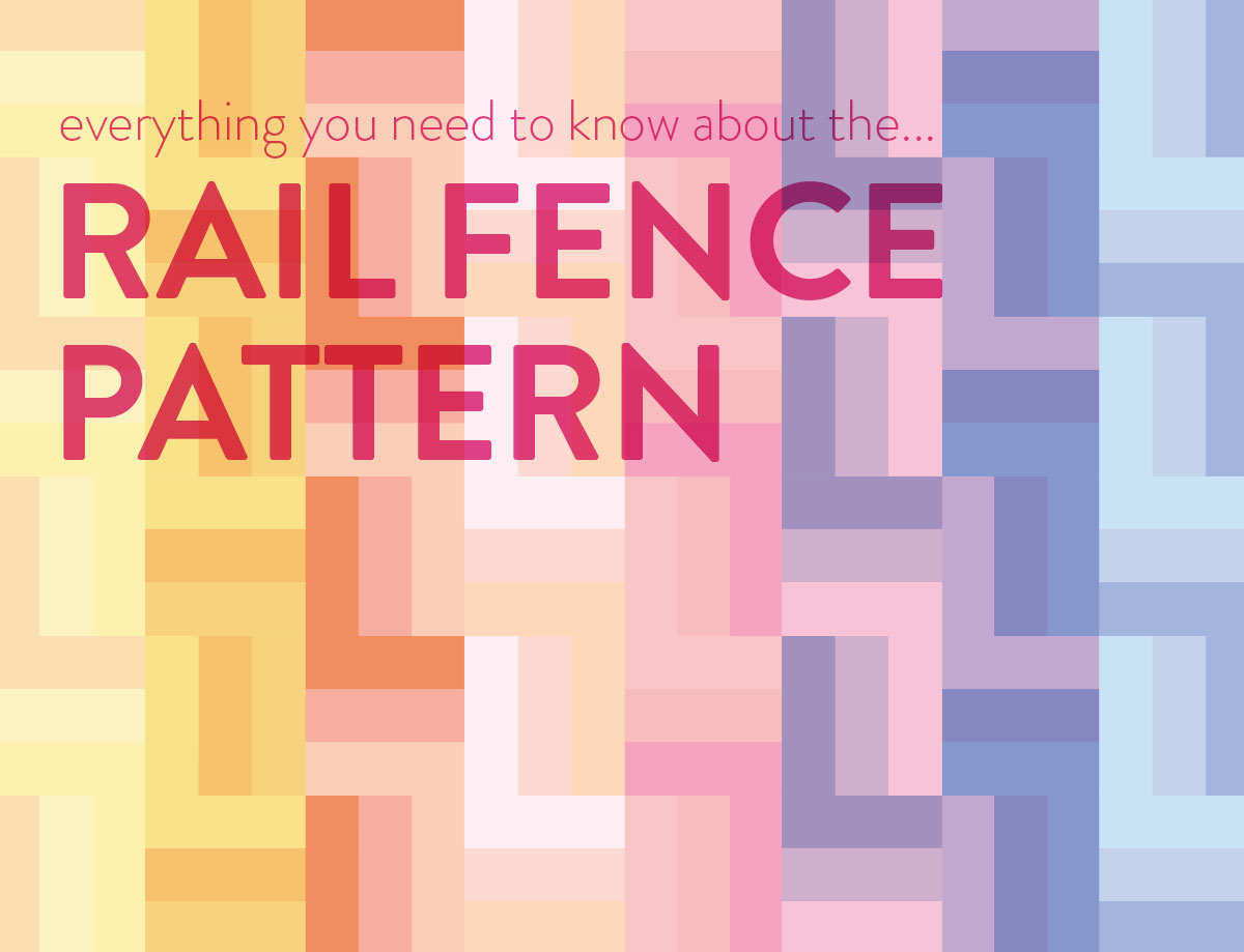 Rail-Fence-Quilt-Pattern