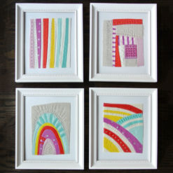 Sew-Mojo-Mini-Quilts-Framed