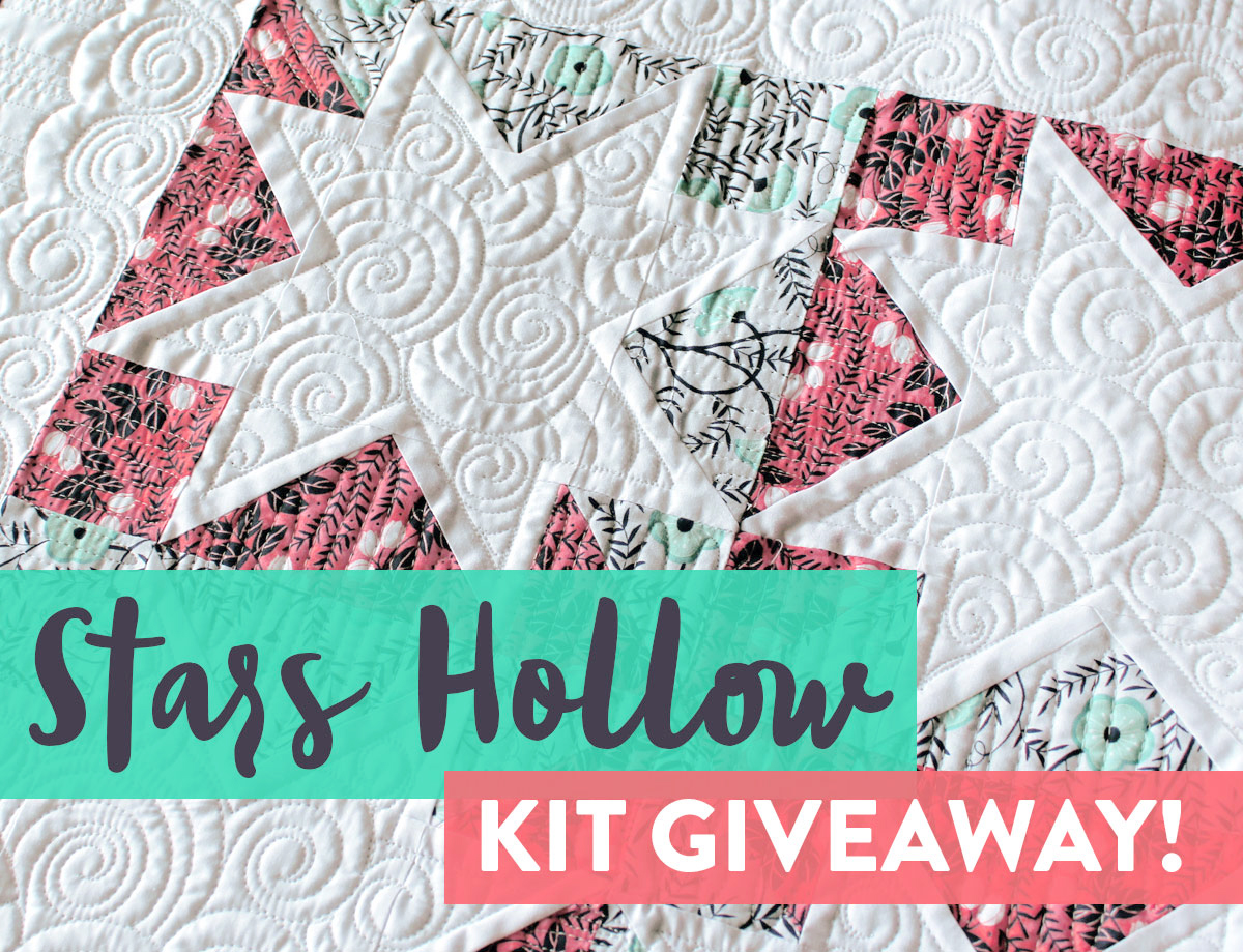 Stars-Hollow-Quilt-Fat Quarter-Giveaway