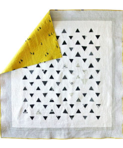 Minimal-Triangles-Quilt-Digital-Pattern