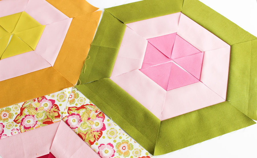 Pink-Yellow-Quilt