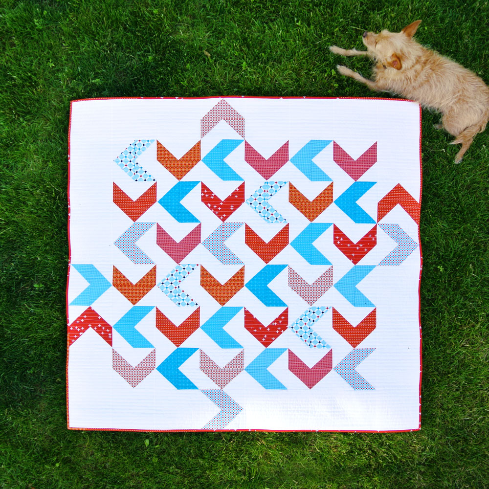 Red-White-Blue-Baby-Quilt