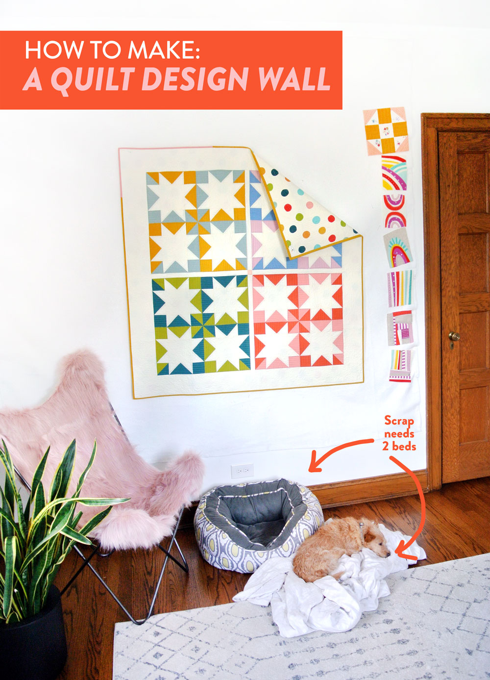 Quilting-Design-Wall