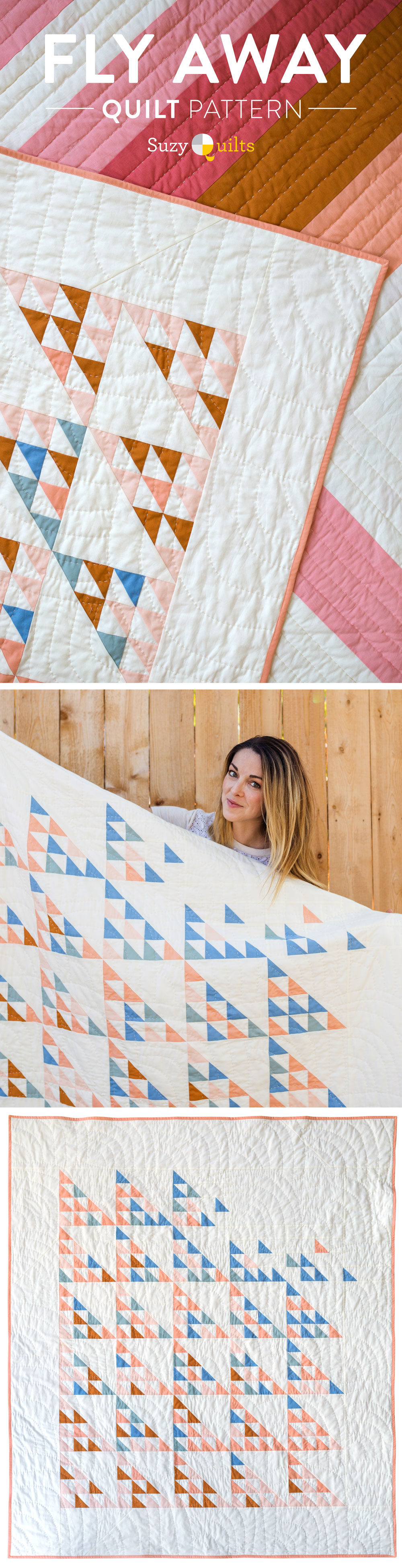 Fly-Away-Pink-Quilt-Pattern