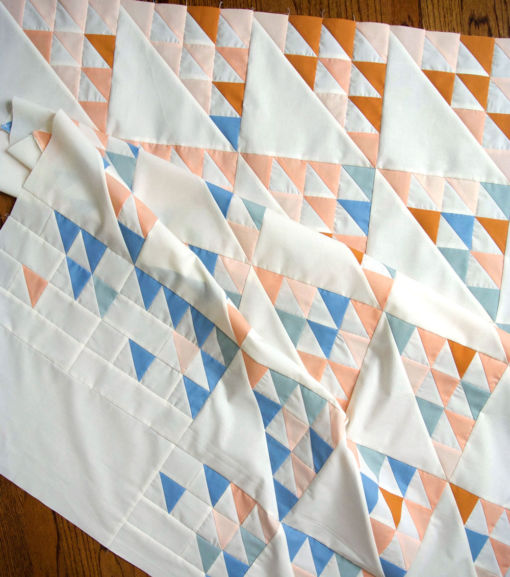 Half-Square-Triangle-Quilt-Pattern