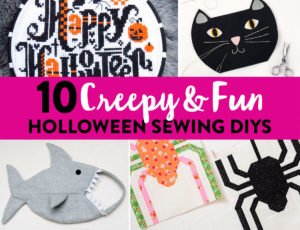 Halloween-Sewing