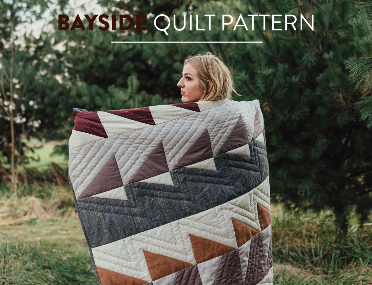 Bayside Quilt Pattern Video Tutorial Suzy Quilts