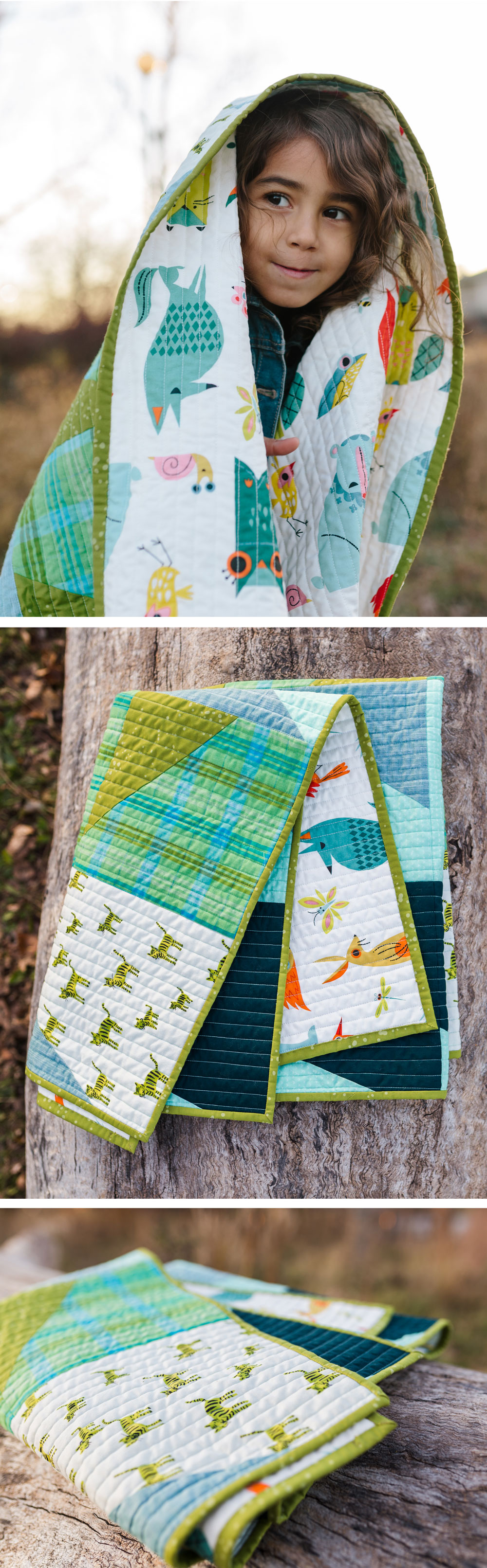 Bayside-baby-quilt-pattern-PDF