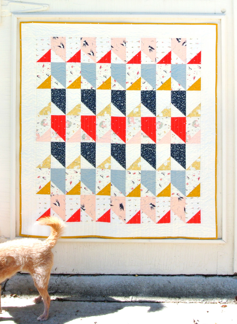 Free-Baby-Quilt-pattern-download
