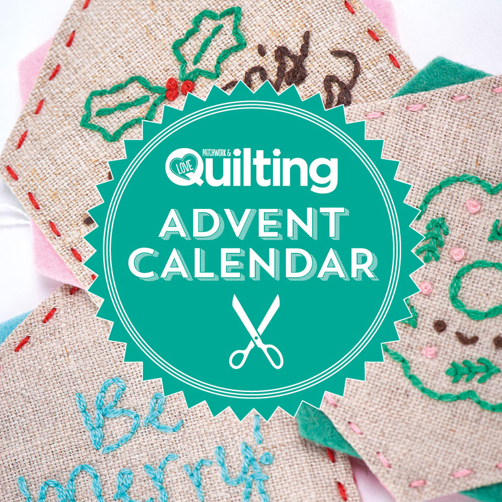 Quilting-Advent