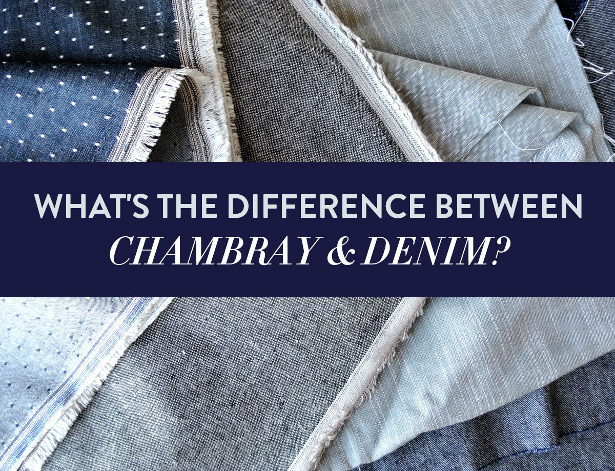 difference-between-chambray-and-denim