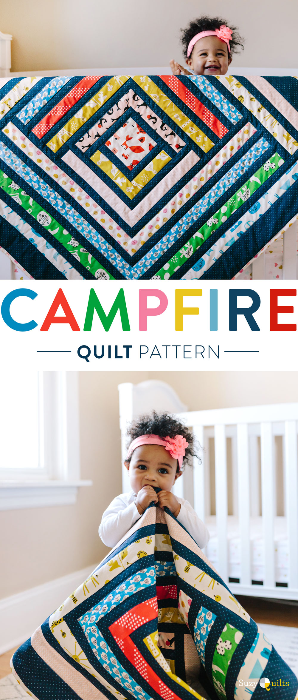 Cotton and Steel Quilt Pattern