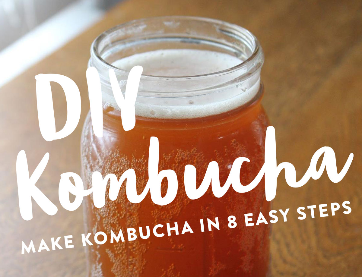 DIY-Kombucha-8-steps
