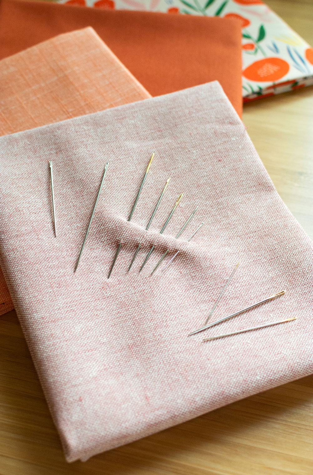 Everything you need to know about hand quilting needles