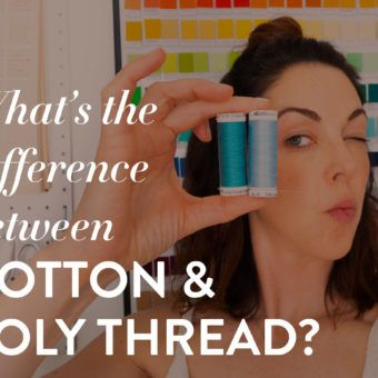 The Difference Between Cotton and Poly Thread: A Hard-Hitting Interview