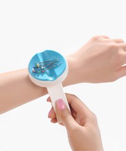 Magnetic Slap Bracelet Pin Holder