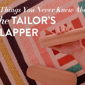 8 Things You Never Knew About the Tailor's Clapper