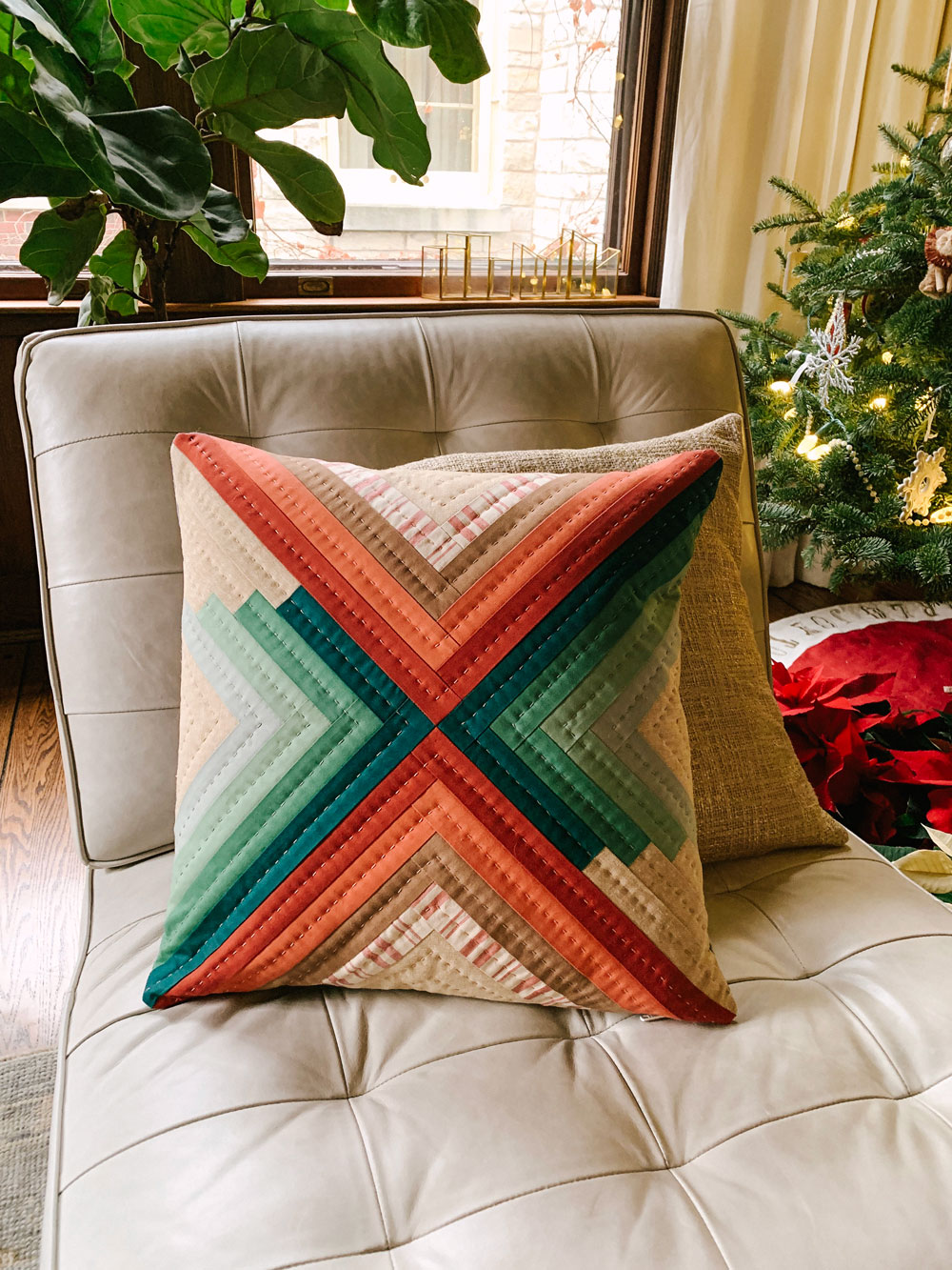 3 Fun Fresh Quilted Pillow Patterns Suzy Quilts