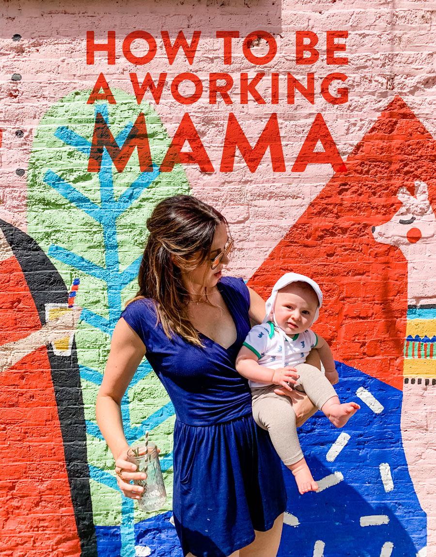 A list compiling your advice on how to be a working mama. I polled Instagram for your input, and came up with advice from 50 career moms. Suzy Quilts #workingmom #careermom #momadvice