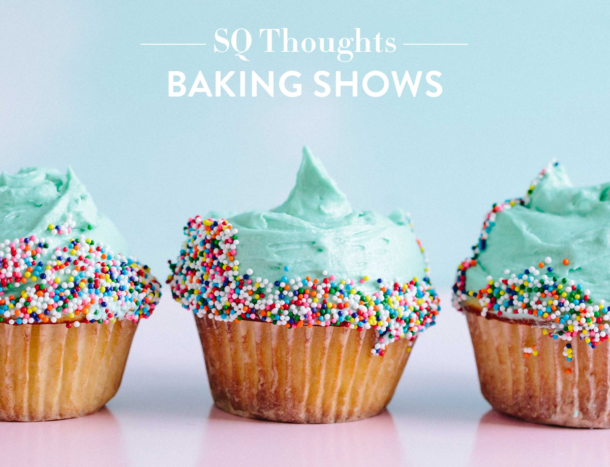 All of the reasons Baking Shows make the best TV | SuzyQuilts.com #baking #bakingshow