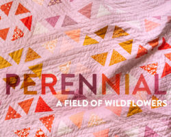 A Field of Wildflowers: The Perennial Quilt Pattern