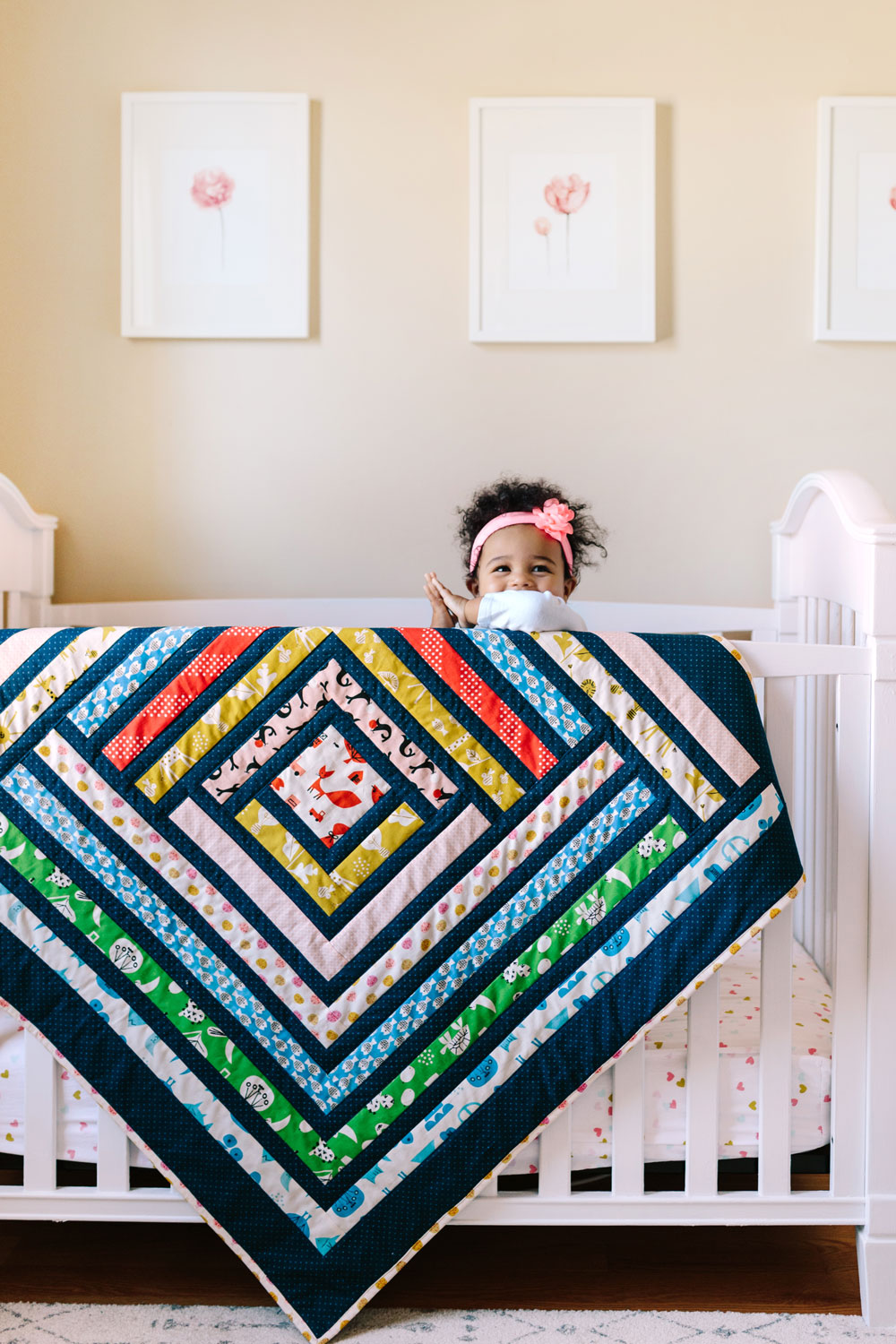 This 4-step guide will help you plan your quilts this year and maximize your productivity! A clear plan is the best way to have fun and get creative. suzyquilts.com #babyquilt
