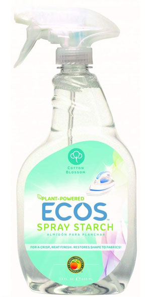 ECOS all natural spray Starch