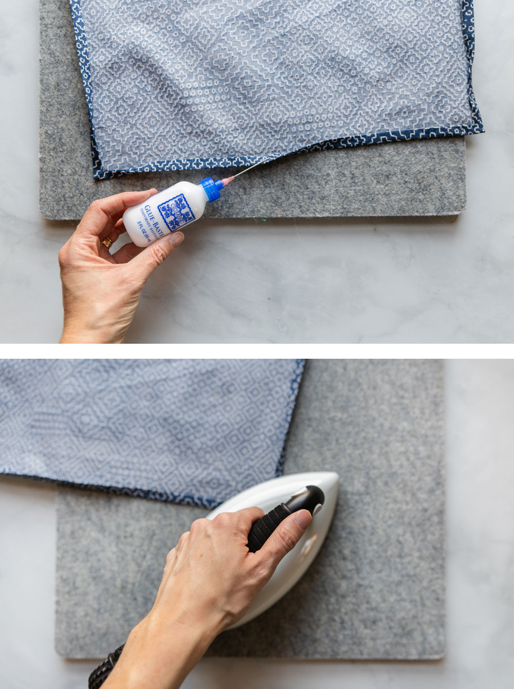 Learn how to sew a napkin in this beginner-friendly DIY cloth napkins tutorial. This fat quarter friendly sewing tutorial is incredibly fast and easy! suzyquilts.com #sewingtutorial #diynapkins