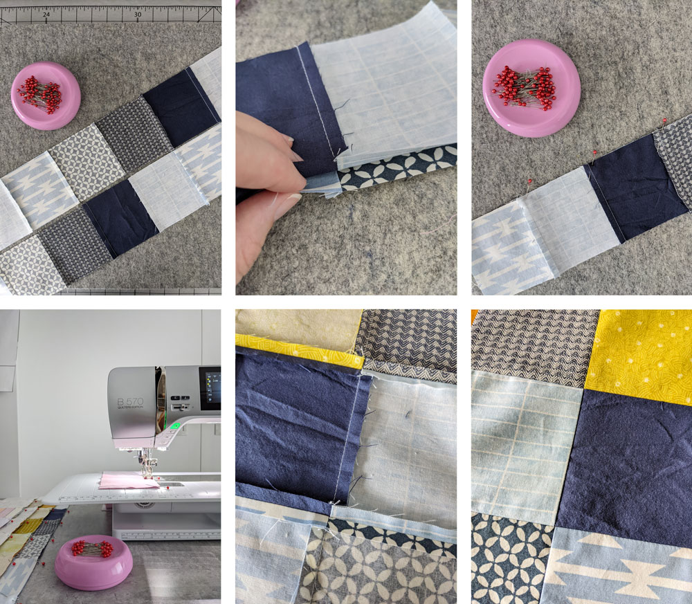 How to sew a quilted coat: tips on choosing fabric, a coat pattern and a quilt pattern plus tips on how to make your coat fit you! suzyquilts.com #quiltedcoat #DIYcoat