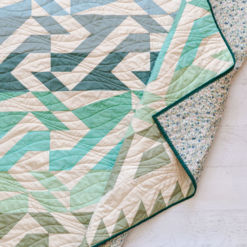 Beautiful cool-toned fabric to make a 60