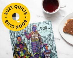 Announcing the Suzy Quilts Book Club!